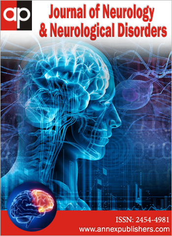Journal of Neurology and Neurological Disorders