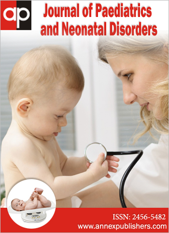 Journal of Paediatrics and Neonatal Disorders