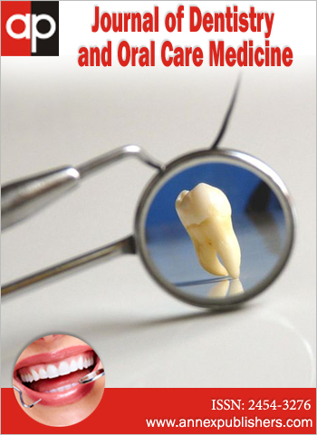 Journal of Dentistry and Oral Care Medicine