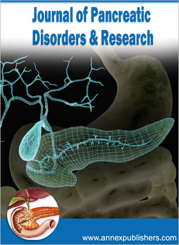 Journal of Pancreatic Disorders & Research