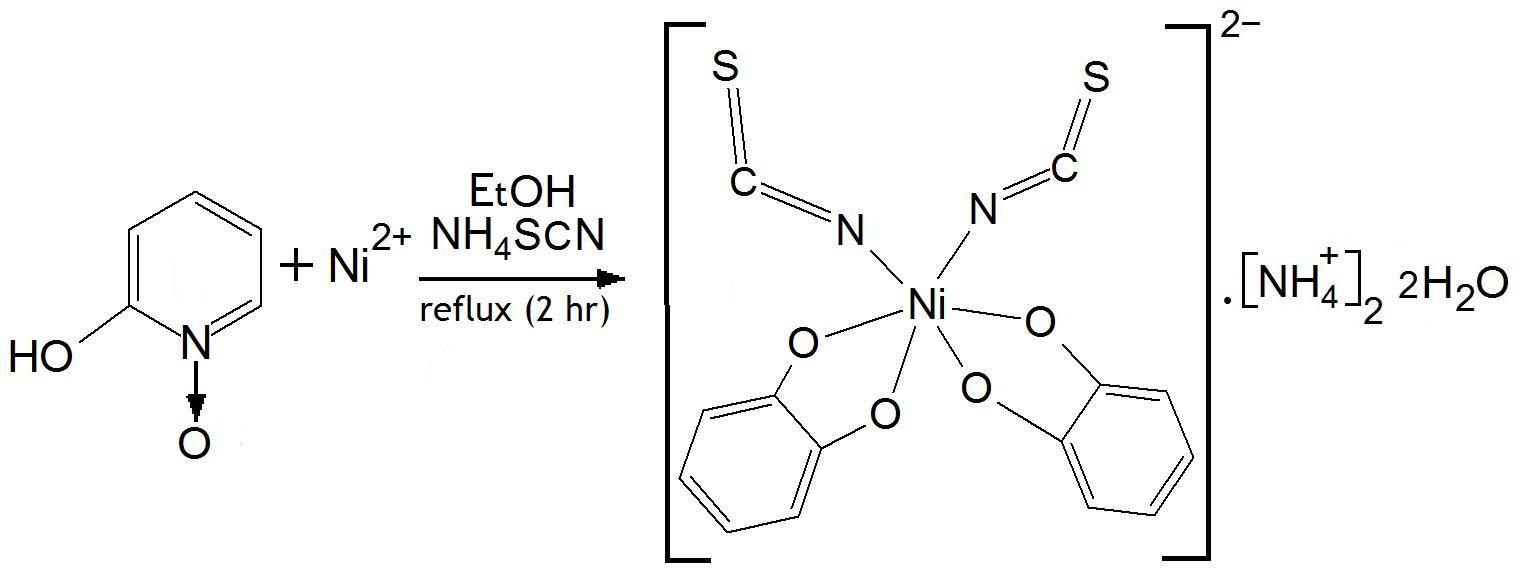 The Ni(II) Complex of 2-Hydroxy-Pyridine- N -Oxide 2 ...